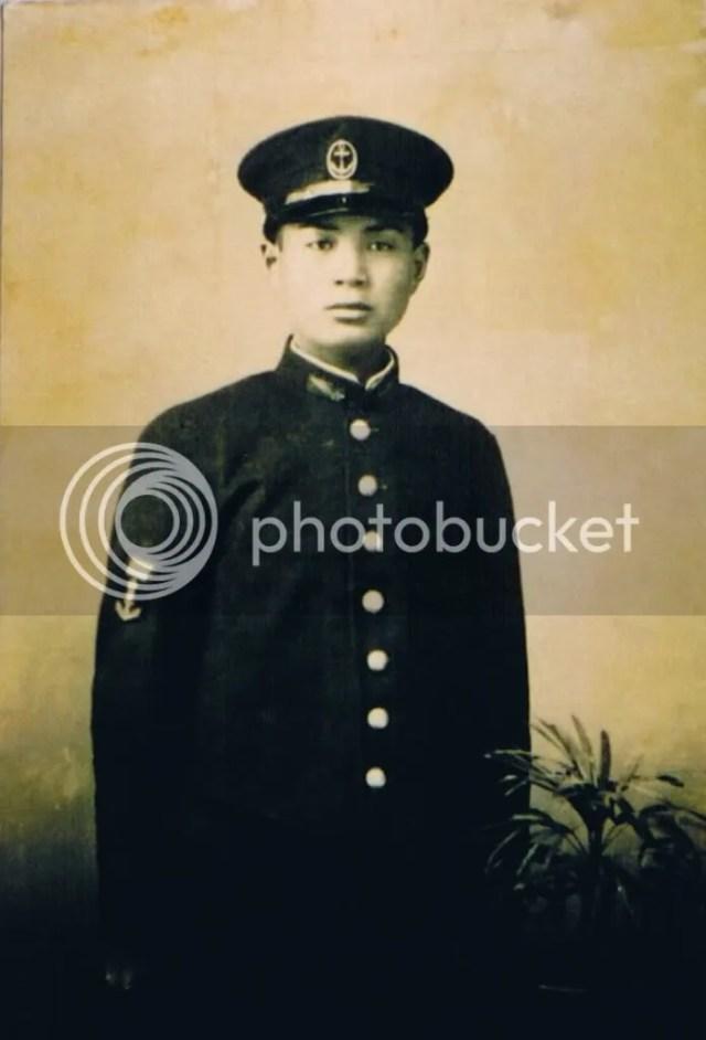 Kazuro Shimizu in the war