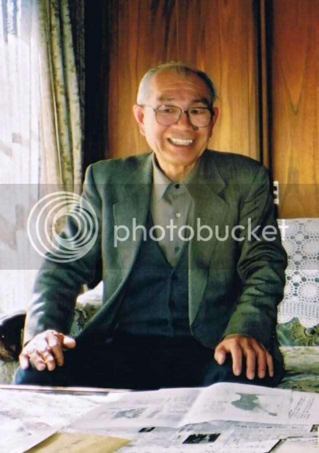 Kazuro Shimizu is remembering