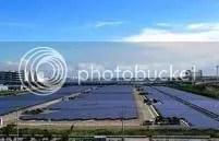 Megkezdte működését az új japán naperőmű