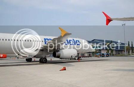 Mandala Airbus A320