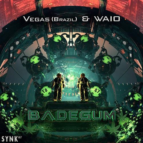 Vegas & Waio - Badegum (Single) (2020)