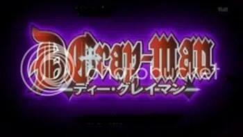 D. Gray-Man Logo