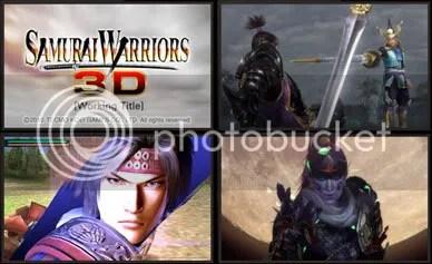 TECMO KOEI Games Nintendo 3DS Sengoku Musou Samurai Warriors