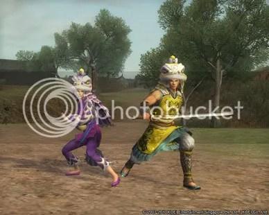 Romance of the Three Kingdoms Online (PC)