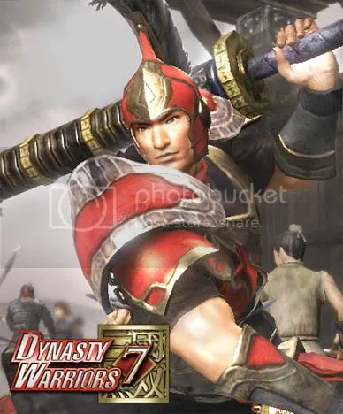 Dynasty Warriors 7 / DW7 / SSM6 / Shin Sangokumusou 6 - TECMO KOEI