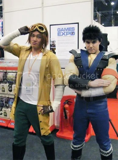 Bat Cosplay Fist of the North Star: Ken's Rage
