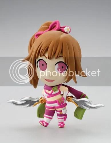Sengoku Musou 3 Chibi Figure Vol. 3