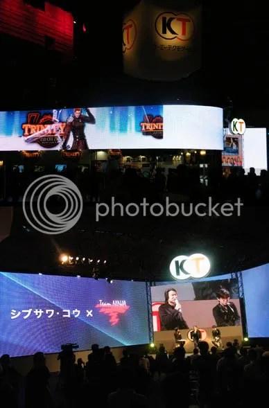 TECMO KOEI TGS 2010