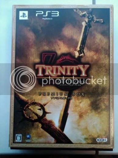 TRINITY: Zill O'll Zero / Premium Box / Treasure Box / Souls of Zill O'll / PS3