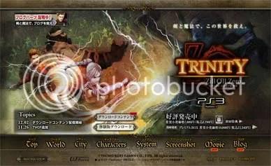Trinity: Souls of Zill O'll / Trinity: Zill O'll Zero