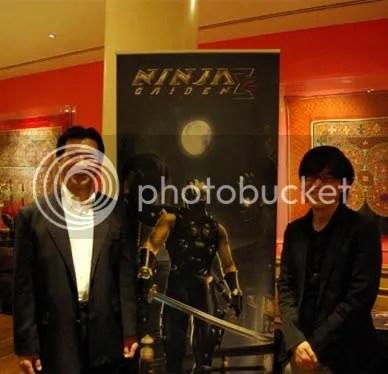 Kenji Matsubara & Yosuke Hayashi