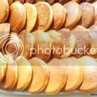 Griesmeel pancakes