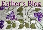 Esther's Blog