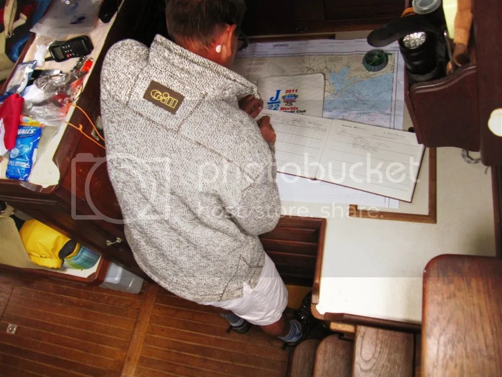 2013 Harvest Moon Regatta navigation