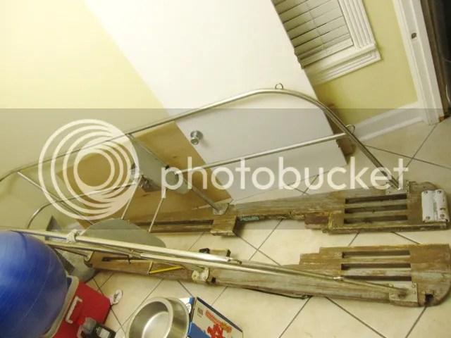 bowsprit in kitchen