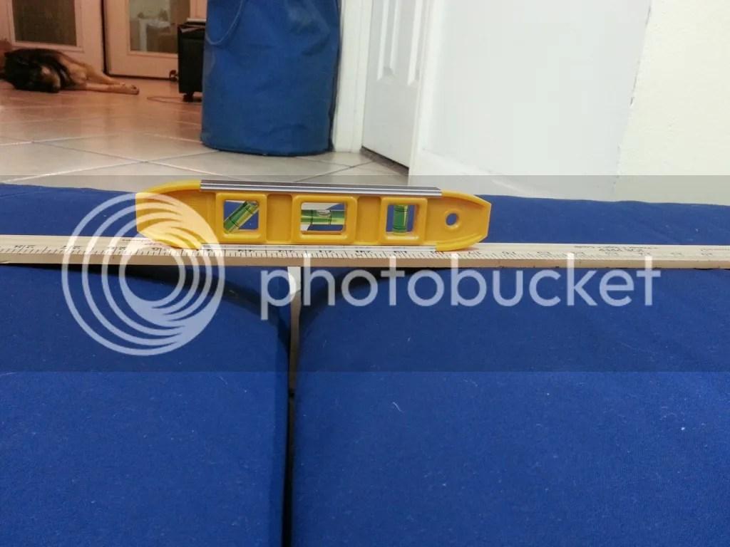 V-berth Cushion Foam 12