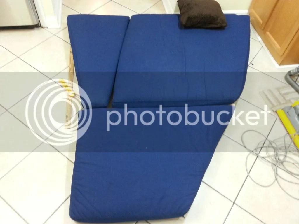 V-berth Cushion Foam 13