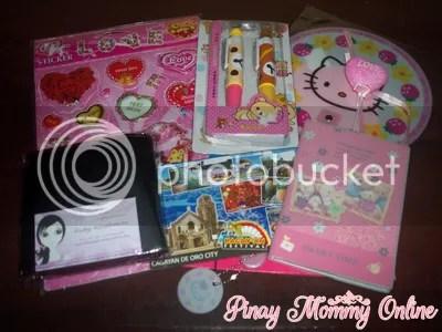 Pink Kawaii Stuffs