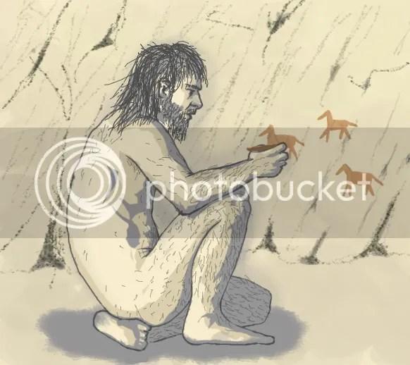 cavemen photo:  SkotW246-Cavemen-CitizenBismarck.png