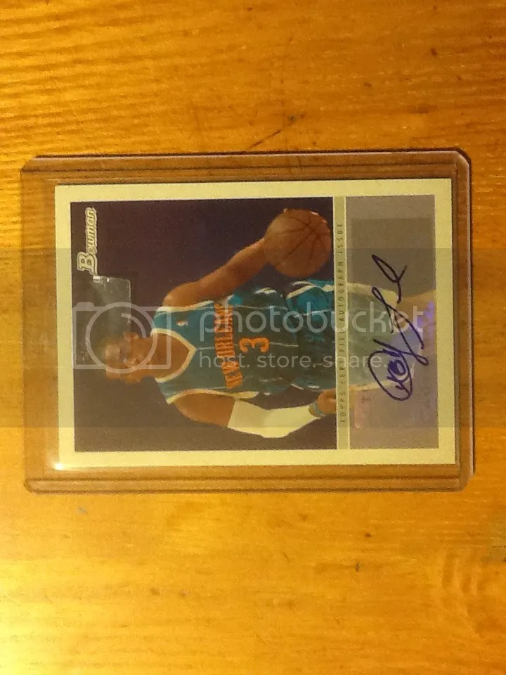 2009-10 Bowman 48 Autographs #48ACP Chris Paul