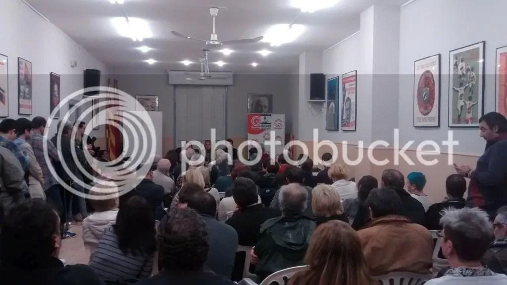 Guanyar Alacant, assemblea extraordinària