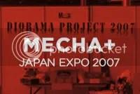 japan expo, hangar-mk, mecha plus, site hmk, forum hangar mk, diorama gundam, plamo, gunpla,