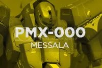 gundam, messala pmx 000, zeon, hangar-mk, site hmk, forum hangar mk