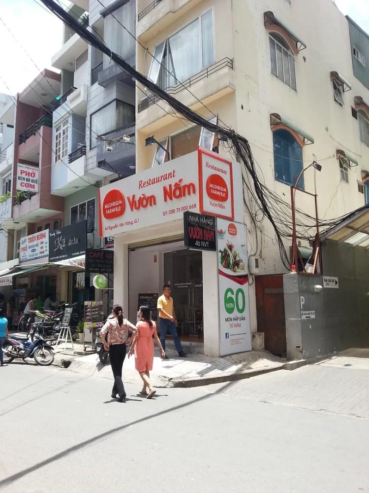 Food Trip: Vuon Nam Restaurant (Mushroom Farmville) (1/4)