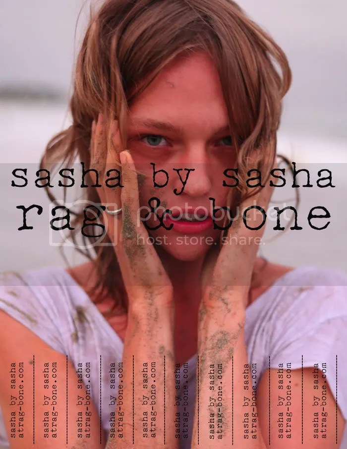 Sasha for Rag & Bone