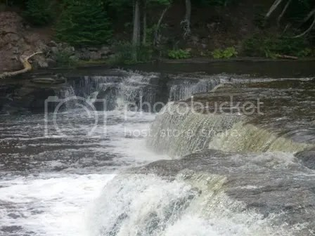 North Lower Tahquamenon Falls