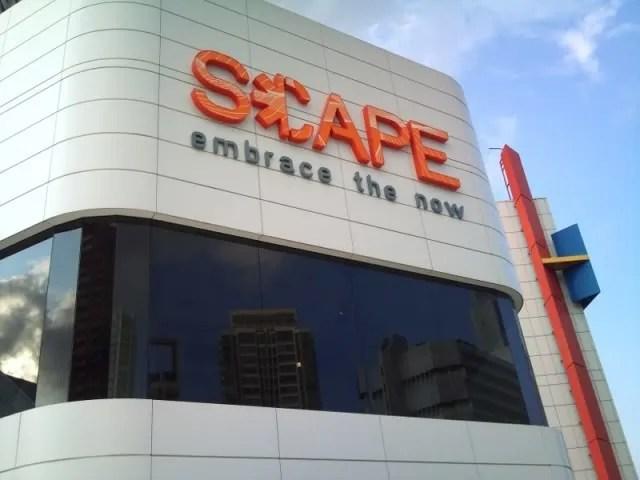 the *SCAPE logo