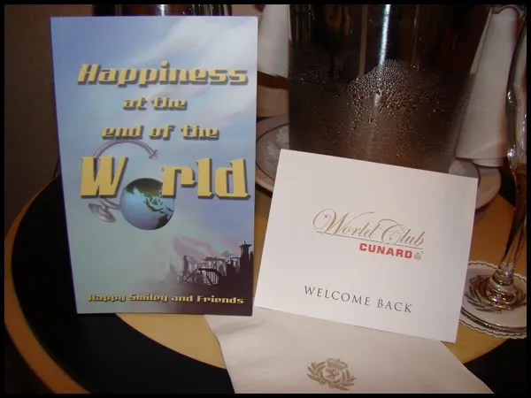 """""""Welcome Back"""" & """"Happiness"""""""