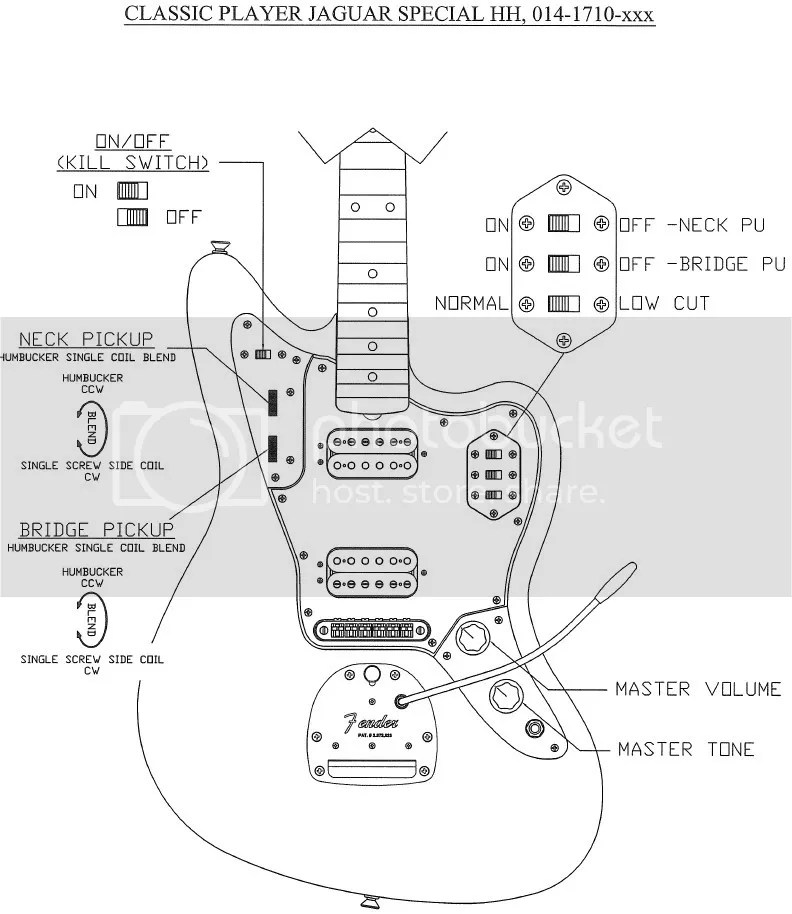 Wire Diagram For Telecaster