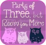 Party of Three, But Room for More