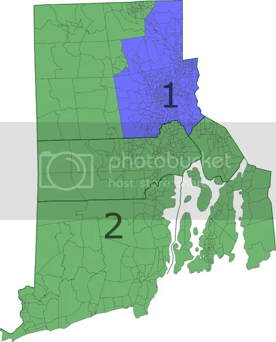 What if We Had Non Gerrymandered Redistricting Nationwide  David Cicilline  though this map actually makes his seat more Democratic   By reuniting all of the city of Providence into one district