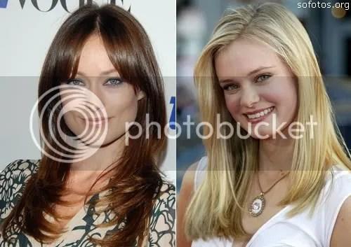 cortes de cabelo de celebridades