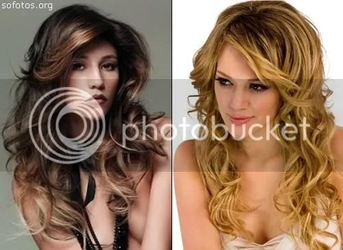 cortes de cabelos feminino