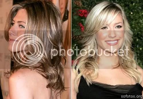 cortes de cabelos longos desfiados
