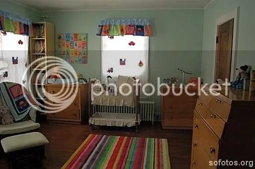 Quartos de bebe decoração