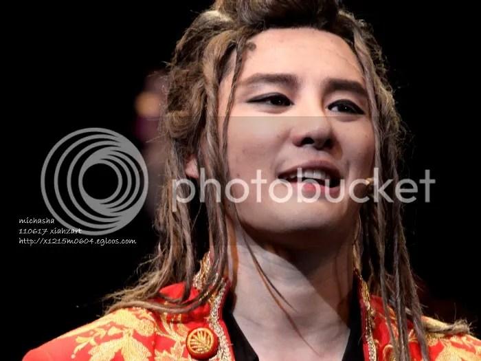[HD PICS] 110617 Junsu in Xiahzart, Part 3
