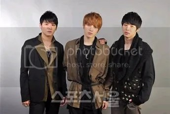 [NEWS] JYJ To Donate to Japan's Government All Net Proceeds of Its Successful Charity Concert