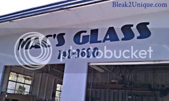 Mac's Glass