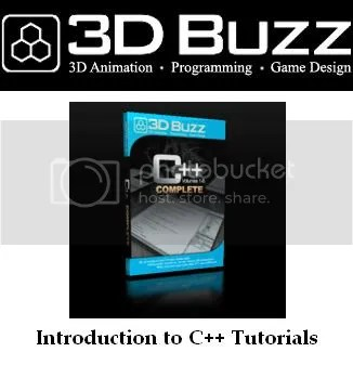 3D Buzz - Introduction to C++ Tutorials