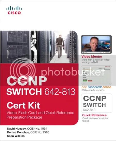 CissoPress - CCNP SWITCH 642-813 Cert Kit