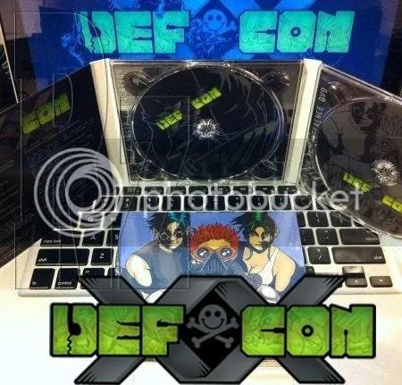 Defcon 20 (2012) Conference