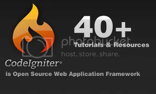 Developing Website with CodeIgniter Framework Workshop