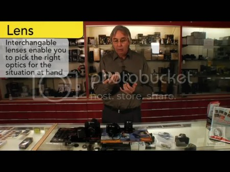 Digital Photography Principles: The Camera Training