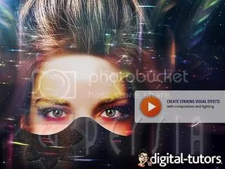 Digital Tutors - Retouching Photos and Adding Visual Effects in Photoshop