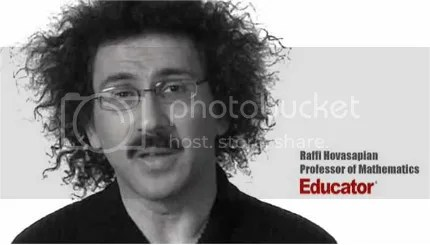 Educator Training - Multivariable Calculus with Raffi Hovasapian