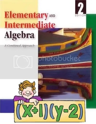 Elementary and Intermediate Algebra, 2nd Edition